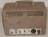 Heathkit CB-1 rear