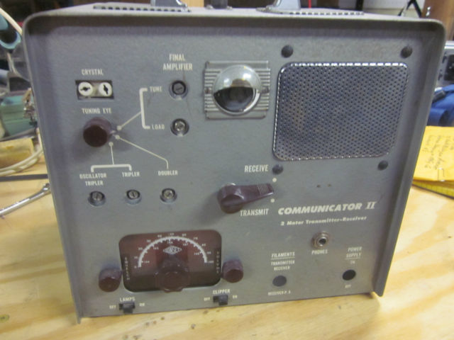 Gonset Communicator – 6-meter | The Old Tube Radio Archives