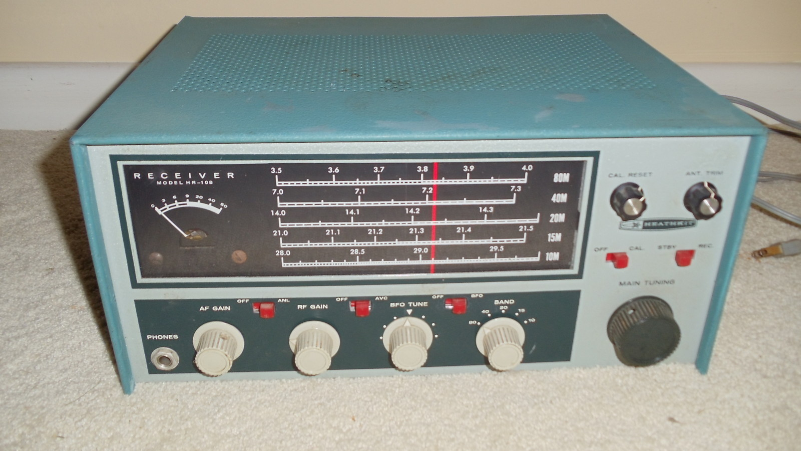 Heathkit HR-10B