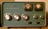 Heathkit SB-220 from the collection of Joe KJ6TYS