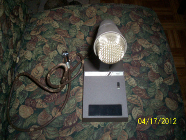 Browning 776 Microphone