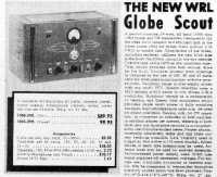 1953 Ad for the Globe Scout