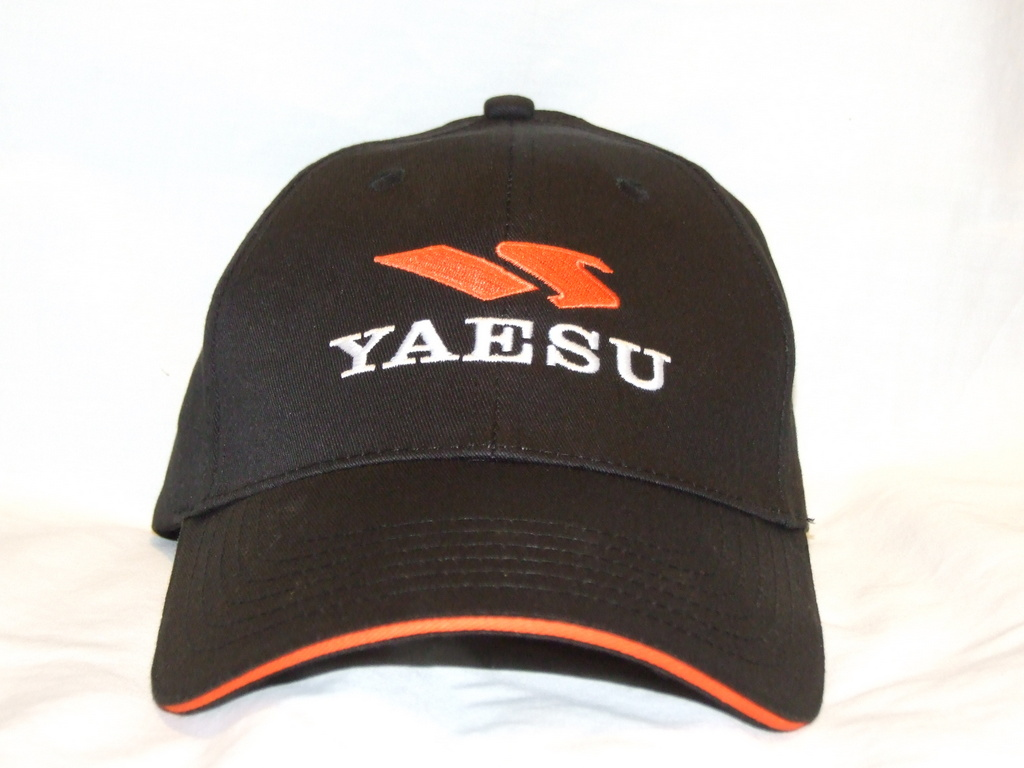 Yaesu Hat 2013 - Black-Orange