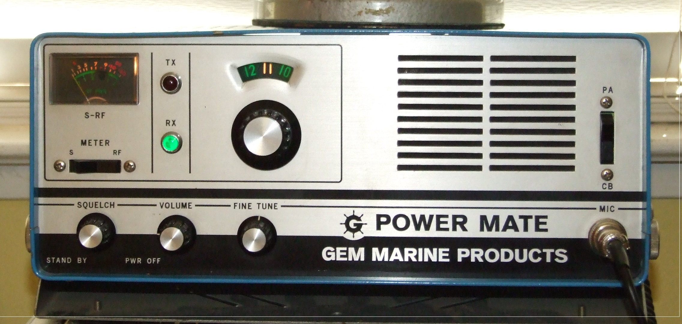 Gem Marine Power Mate - photo from the collection of Chris.