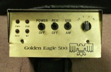 Kenrich Golden Eagle 500