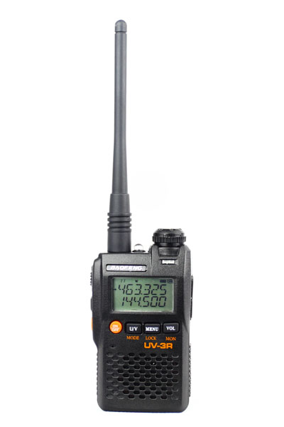 Baofeng UV-3R (Black)