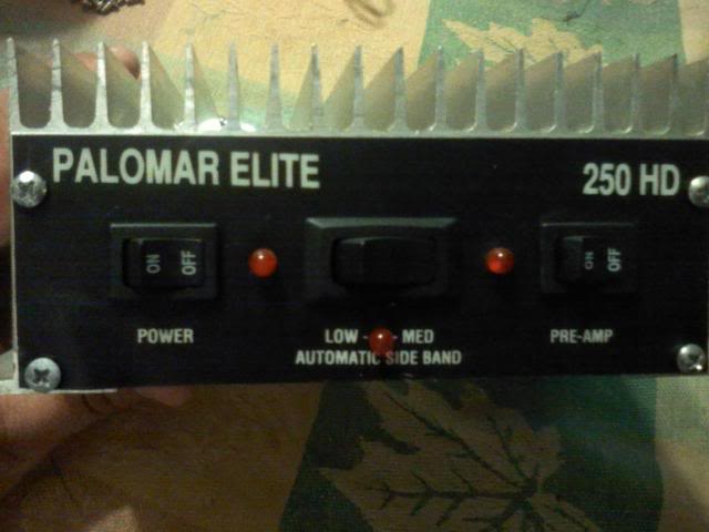 Palomar Elite 250 HD