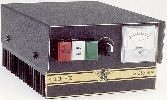 Texas Star DX 250 HDV Killer Bee