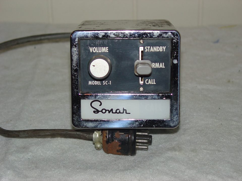 Sonar SC-1 - Photo courtesy of Mark Mittleman
